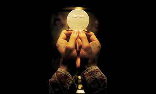 Reverence for the Eucharist-Part 1
